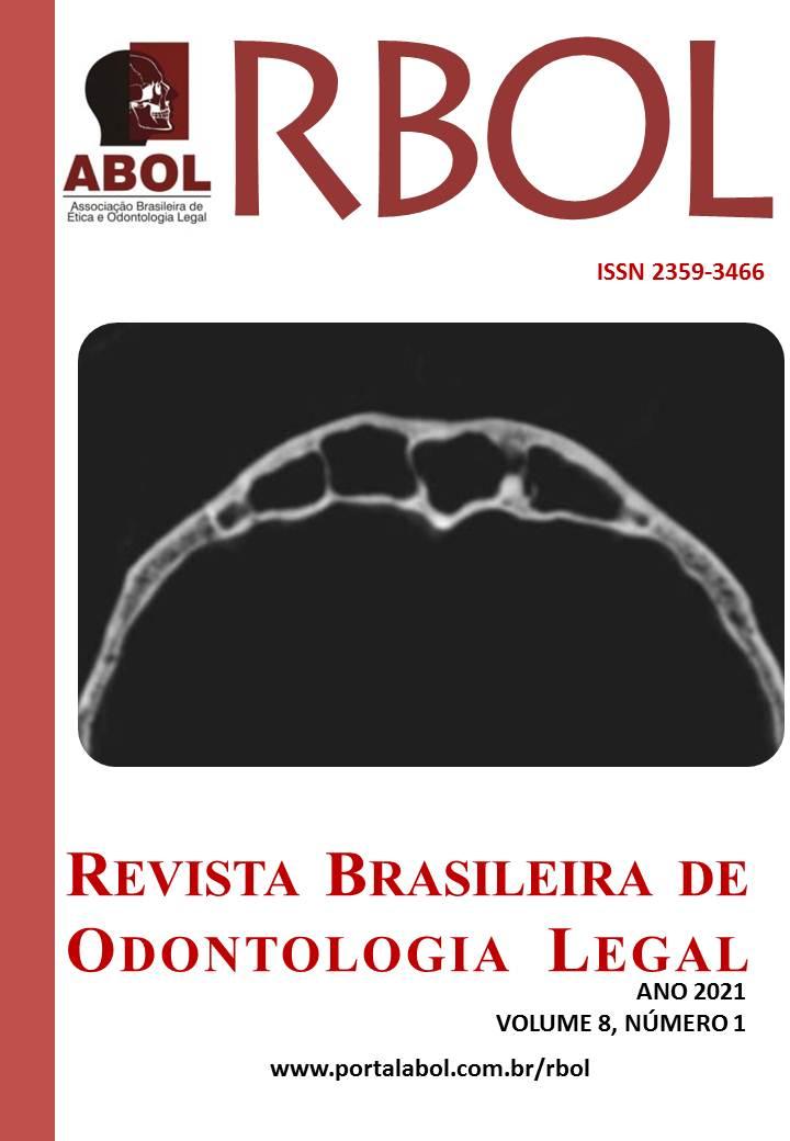 Visualizar v. 8 n. 1 (2021): RBOL